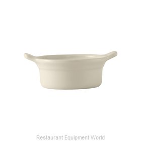 Tuxton China BES-1004 Casserole Dish, China