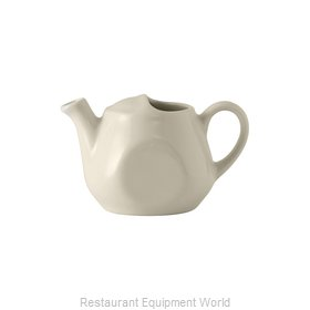 Tuxton China BET-1001 China Coffee Pot Teapot