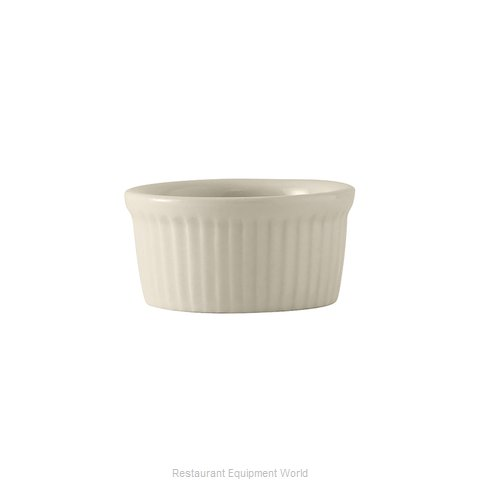 Tuxton China BEX-0252 China Ramekin (Magnified)