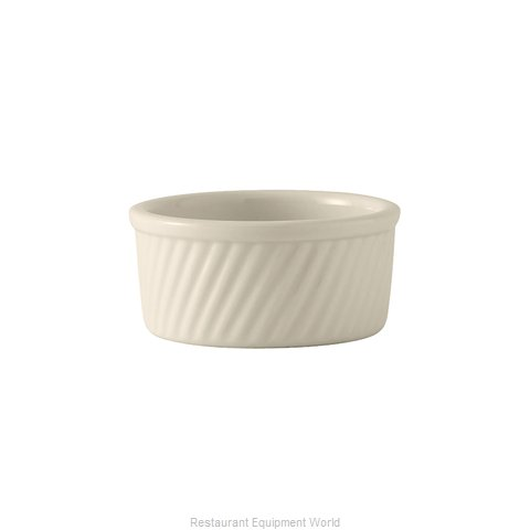 Tuxton China BEX-0804 Souffle Bowl / Dish, China