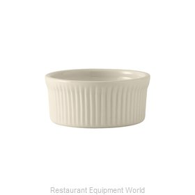 Tuxton China BEX-1002 Souffle Bowl / Dish, China