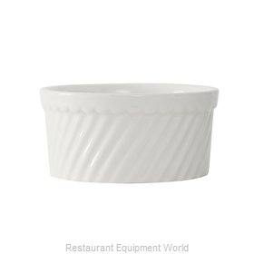 Tuxton China BEX-1204 Souffle Bowl / Dish, China