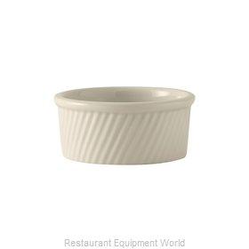 Tuxton China BEX-1604 Souffle Bowl / Dish, China