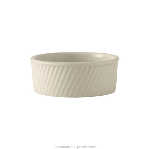 Tuxton China BEX-2004 Souffle Bowl / Dish, China