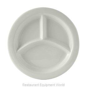 Tuxton China BPA-0903 Plate/Platter, Compartment, China