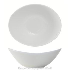 Tuxton China BPD-0807 Bowl, China, 17 - 32 oz (1 qt)