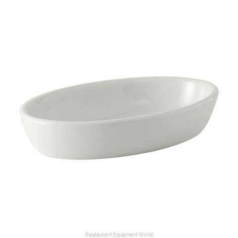 Tuxton China BPK-240 China Baking Dish