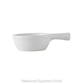 Tuxton China BPS-0902 Soup Bowl Crock, Onion