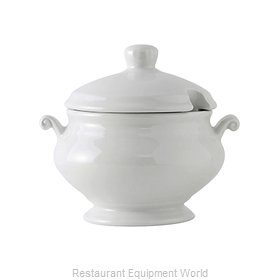 Tuxton China BPS-250 Soup Tureen, China