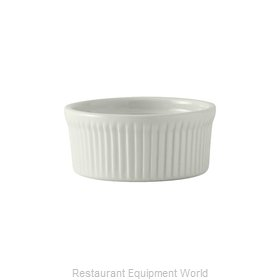 Tuxton China BPX-1002 Souffle Bowl / Dish, China