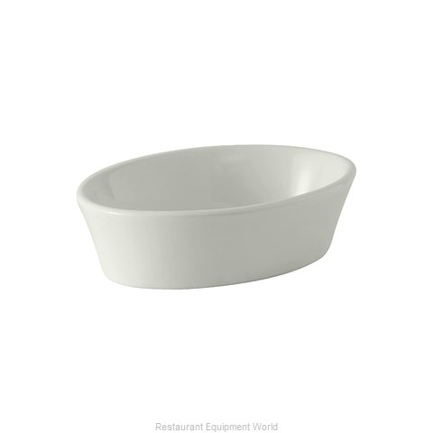 Tuxton China BWK-100 China Baking Dish