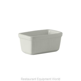 Tuxton China BWQ-0452 Sugar Packet Holder / Caddy, China