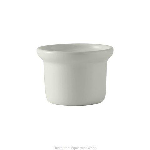 Tuxton China BWS-0805 Soup Bowl Crock, Onion