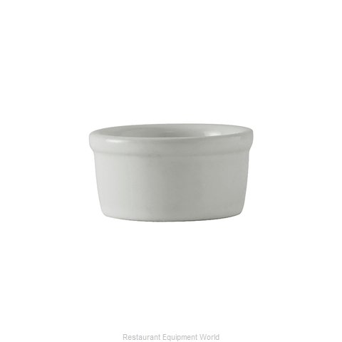 Tuxton China BWX-025 China Ramekin (Magnified)