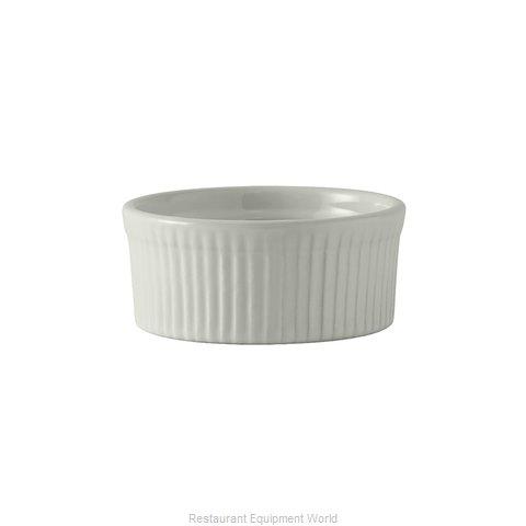 Tuxton China BWX-1002 Souffle Bowl / Dish, China