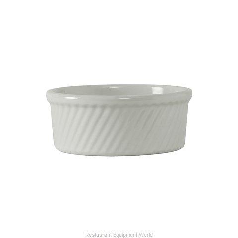 Tuxton China BWX-2104 Souffle Bowl / Dish, China