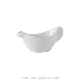 Tuxton China BWZ-0259 Gravy Sauce Boat, China