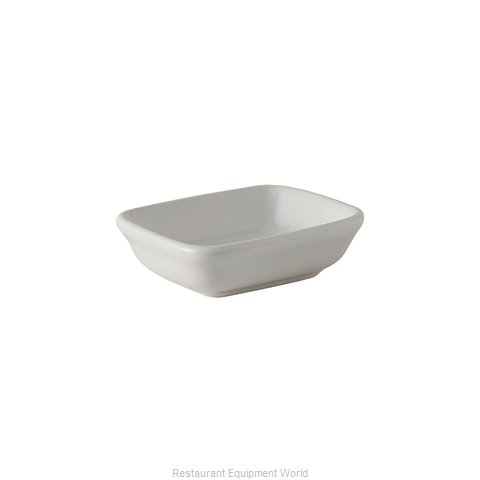Tuxton China BWZ-040B Sauce Dish, China