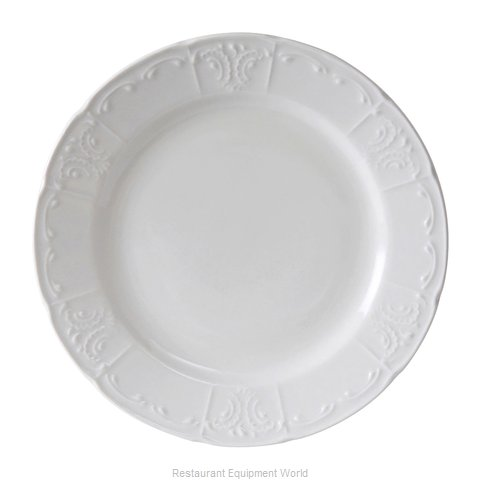 Tuxton China CHA-096 Plate, China