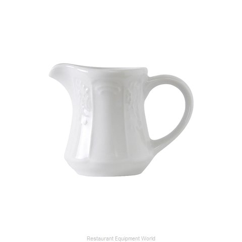 Tuxton China CHR-125 Gravy Sauce Boat, China