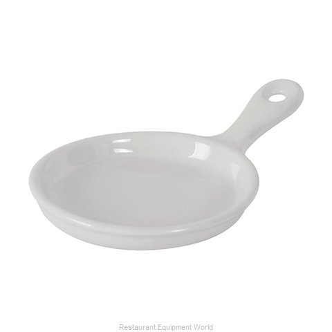 Tuxton China GLP-650 China Fry Pan Server
