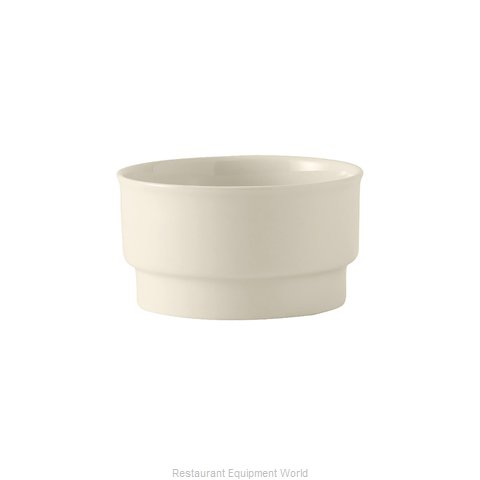 Tuxton China HP1-03A Bouillon Cups, China (Magnified)