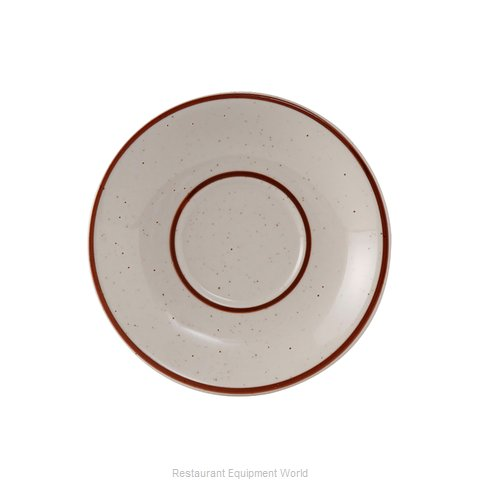 Tuxton China TBS-002 China Saucer