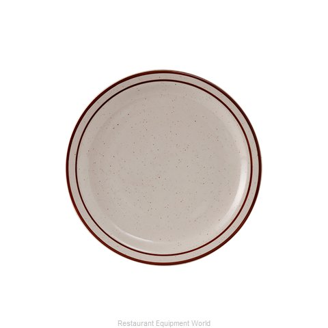 Tuxton China TBS-005 China Plate