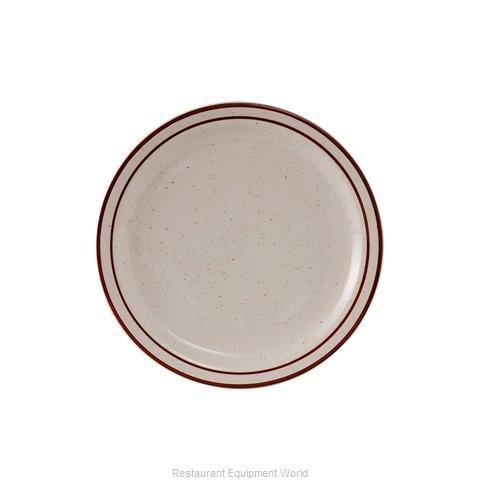 Tuxton China TBS-005 Plate, China