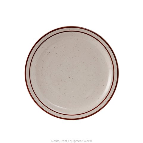 Tuxton China TBS-006 China Plate