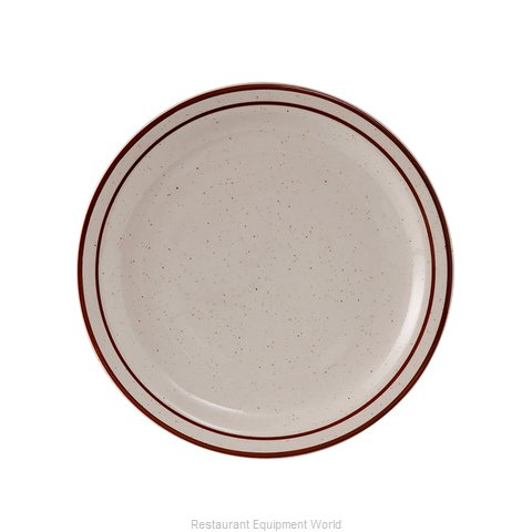 Tuxton China TBS-007 China Plate