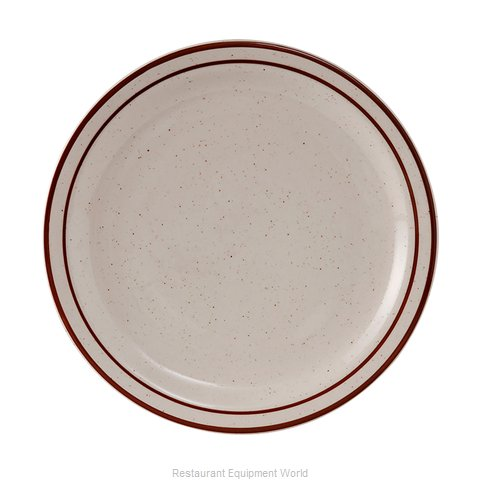 Tuxton China TBS-008 Plate, China