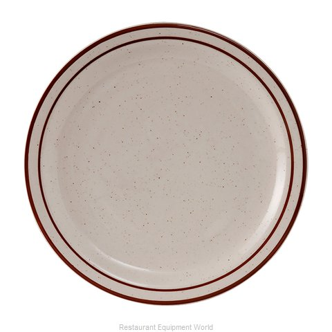 Tuxton China TBS-009 China Plate