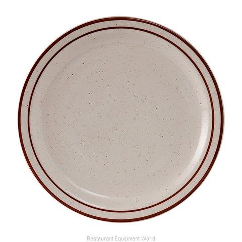 Tuxton China TBS-009 Plate, China