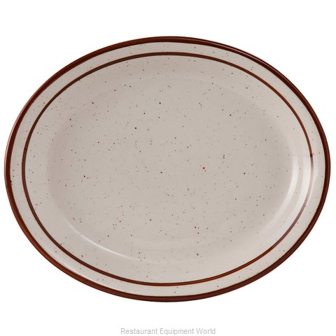 Tuxton China TBS-013 China Platter