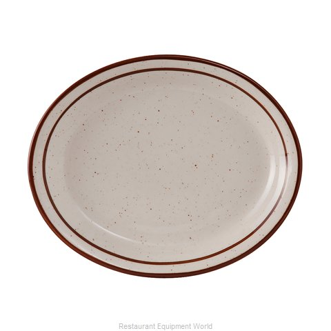 Tuxton China TBS-014 China Platter