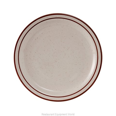 Tuxton China TBS-022 China Plate