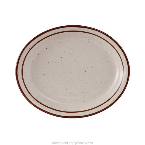 Tuxton China TBS-041 China Platter