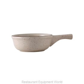 Tuxton China TBS-048 Soup Bowl Crock, Onion