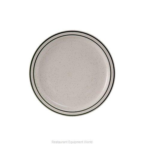 Tuxton China TES-005 Plate, China