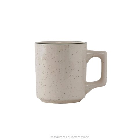 Tuxton China TES-090 China Mug