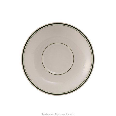 Tuxton China TGB-002 Saucer, China