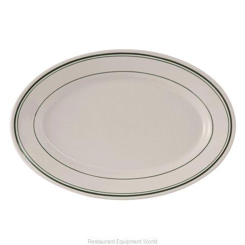 Tuxton China TGB-012 Platter, China