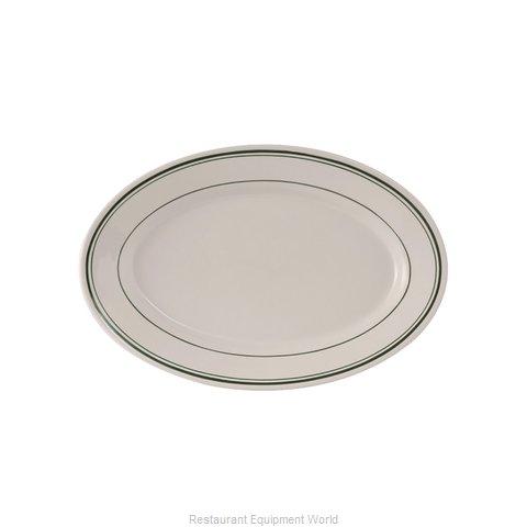 Tuxton China TGB-033 Platter, China