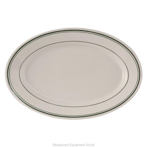 Tuxton China TGB-042 Platter, China