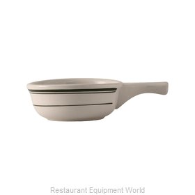 Tuxton China TGB-048 Soup Bowl Crock, Onion