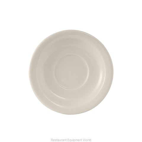 Tuxton China TNR-002 Saucer, China