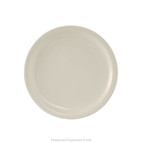 Tuxton China TNR-006 China Plate (Magnified)