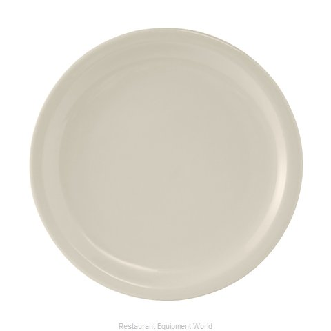Tuxton China TNR-008 Plate, China