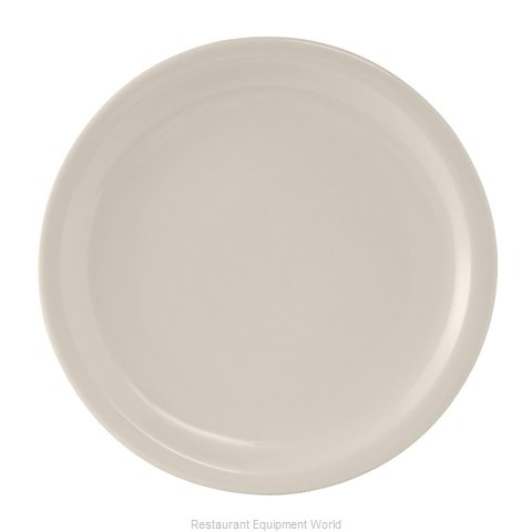 Tuxton China TNR-009 Plate